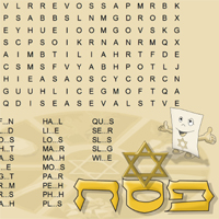 Word Find for Passover