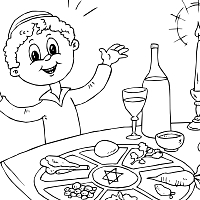 Thumbnail image for Passover Table