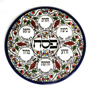 Image result for seder plate