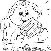 Passover seder passover fun for Seder coloring pages