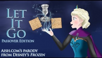 Let It Go: Passover Edition