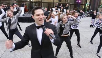 Passover Songs Mashup Flash Dance