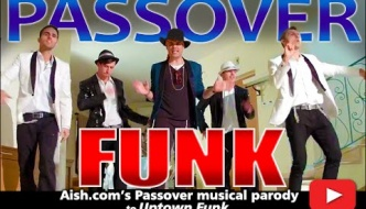 Uptown Passover Funk