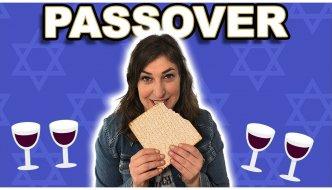 Mayim Bialik: Passover!